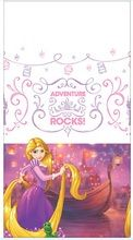 Rapunzel Dream Big Plastic Table Cover