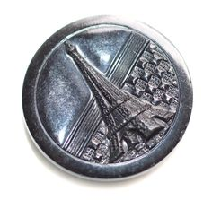 Old Composition Button - Small by KPHoppe on Etsy