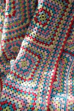 Cath Kidston Stylie  The colors give it a vintage look which is adorable.  She also has extra info about how to make the pattern on her Raverly post.  Thank you!