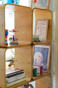 La mia nuova libreria vintage. My new vintage library