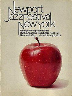 Newport Jazz Festival New York Program Carnegie Hall (New York, NY) Jun 29, 1973