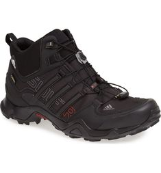 34920cb5a13 adidas  Terrex Swift R Mid GTX  Gore-Tex® Hiking Boot (Men)