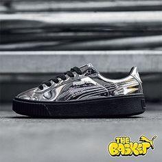 http://SneakersCartel.com Style, meet sport. Sport, meet style. @puma Basket Platform... #sneakers #shoes #kicks #jordan #lebron #nba #nike #adidas #reebok #airjordan #sneakerhead #fashion #sneakerscartel