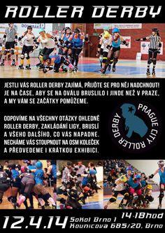 V dubnu valíme do Brna, položit základní kámen naší budoucí konkurence  We will roll to Brno in april to lay the cornerstone of our future competition