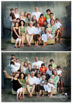 Fun Large Family...