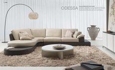 Black Sofas Living Room Design | Living-Room-Sofa-Designs-from-Natuzzi-19