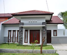 59 Best Rumah Minimalis Images Architecture Cat