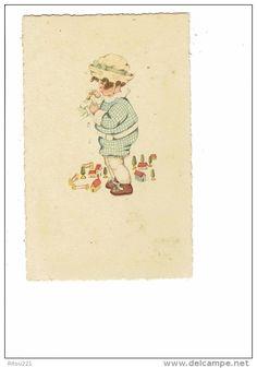 marguerite illustration - Delcampe.fr