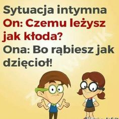 😃😃😃 Man Humor, Texts, Haha, Funny Pictures, Jokes, Polish Sayings, Poster, Quotes, Funny