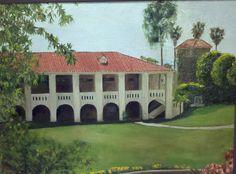 Immaculate Heart High School. Oil. 2012.