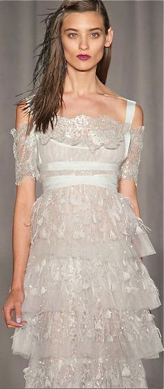 Marchesa...I want EVERY SINGLE ITEM that this design house makes!!!!!