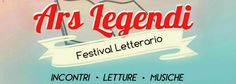 Dal 21 giugno la città di #Racalmuto si trasformerà in un villaggio delle #BelleLettere attraverso #ArsLegendi - #FestivalLetterario  il primo #festival dedicato alla #cultura. In programma #incontri, #reading e tanto altro. #bonfirraroeditore