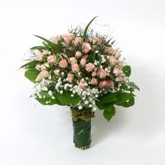 Bouquet rosas Santa Teresinha