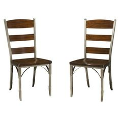 Bordeaux Dining Chairs - Birch (2 Pack)