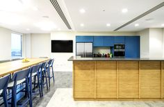 Office Fit Out - Canteen - Prothena Bioscience, Dun Laoghaire, Co. Dublin, by Think Contemporary