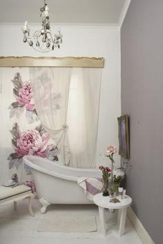 idea for silk screen printing or hand painting silk/ sheer curtain/screen....