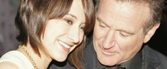 Robin Williams' daughter, Zelda Rae, took to social media Monday night to honor her late father. Williams was found dead of an apparent suicide in his Ti. Zelda Williams, Robin Williams Quotes, People Laughing, Belly Laughs, My Heart Is Breaking, Funny People, Grief, Twitter, Her Hair