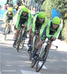 Giro 2015 stage 01 Cannondale
