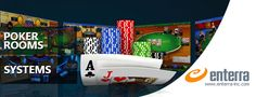 Online poker software provider Enterra is launching a new Bitcoin network that comes with an array of features, including an option to run poker rooms that accept Bitcoin deposits and withdrawals. The software development company, which is known for its turnkey software Enterra Poker, is providing clients a new opportunity to enter the Bitcoin online gambling industry without spending large amounts and waiting several days to get the gambling site up and running.