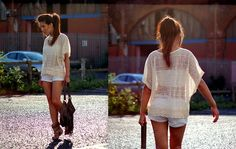White Lace (by Sindy N) http://lookbook.nu/look/3547259-White-Lace