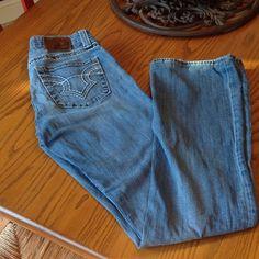 Big Star 29 long Hazel jeans . Soft good condition Big star hazel jeans soft 29 long Big Star Jeans