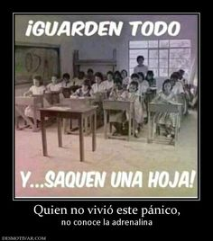 Quien+no+vivió+este+pánico,+no+conoce+la+adrenalina My Childhood Memories, Sweet Memories, Mexican Memes, Grandma Quotes, Old Music, Vintage Soul, Humor Grafico, Nostalgia, History