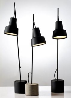 Contemporary Armchair, Cool Lamps, Garden Lamps, Cool Diy Projects, Lamp Design, Home Improvement Projects, Modern Interior Design, Light Decorations, Wall Sconces