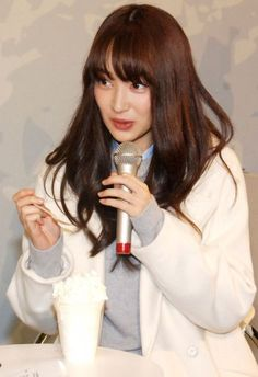 『PASSO Cafe』オープニングイベントに出席した高梨臨 (C)ORICON NewS inc. Pin Up, Actresses, News, Female Actresses