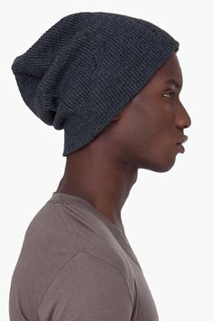 Mackage Charcoal Wool Taz Beanie for Men! Gift Suggestions ad9f3f44bf87