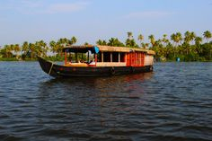 Experience from the Backwaters - the pristine nature at Alleppey
