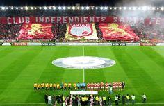 Club Independiente Santa Fe  (Copa Libertadores 2014 vs Morelia)
