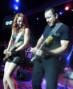 Tommy Castro with Samantha Fish