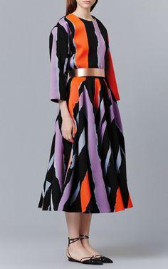 Allaird Jacquard Skirt by Roksanda Ilincic - Moda Operandi