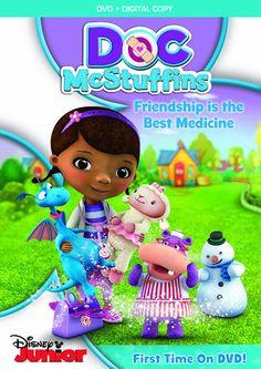 #Disney's Doc McStuffins: Friendship is the Best Medicine - via viewsfromtheville.com #DisneyJunior #DocMcStuffins