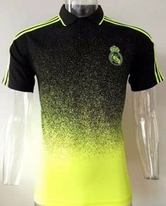 Real Madrid C.F Season Los Blancos Polo Shirt,all cheap Jerseys Shirts are AAA+ quality and fast shipping,wholesale and retail,all the uniforms will be shipped as soon as possible,guaranteed original Replica best quality China Kits Sport Football, Football Shirts, Softball Jerseys, Sport Shorts, Sport T Shirt, Athletic Outfits, Sport Outfits, Sport Shirt Design, Badminton T Shirts