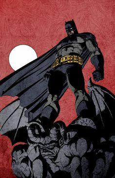 MannixFrancisco's Batman by centric-prometheus.deviantart.com on @deviantART