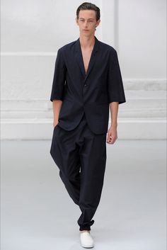 Christophe Lemaire - Men Fashion Spring Summer 2015 - Shows - Vogue.it