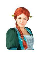#partycity #halloween Shrek Princess Fiona Wig-Party City
