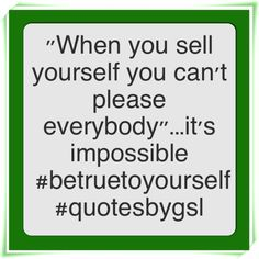 Quote of the day. #betruetoyourself #lovewhatyoudo #quotesbygsl