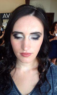 Bridal makeup by Becky.  www.belladolchesalonspa.com