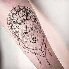 Tärowierung ( wolf)