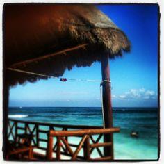 Mahekal, Playa del Carmen blue Caribe, Mexico