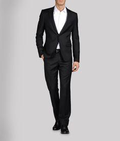 Delicious Armani suit. I definitely see Dex in this.