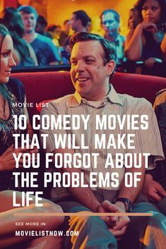 10 Comedy Movies That Will Make You Forgot About the Problems of Life - Movie List Now