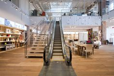 (Liberty Village) has thrown itself into the Liberty Village furniture battle. With Casalife and West Elm already battling to deck out those Liberty . Cool Furniture, Furniture Stores, Toronto, Liberty, The Neighbourhood, Restaurant, Good Things, Interior Design, Decor Ideas