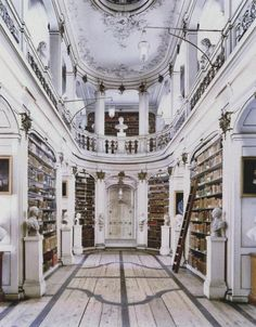 Beauty and the Beast Library :)
