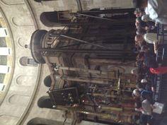 Church of the Holy Sepulchre, Jerusalem on Pascha