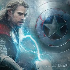 Thor: The Dark World and Captain America The Winter Soldier