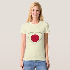 Upgrade your style with Flag t-shirts from Zazzle! Browse through different shirt styles and colors. Search for your new favorite t-shirt today! Wardrobe Staples, Fitness Models, Flag, Japan, Female, Casual, Fabric, Sleeves, Cotton