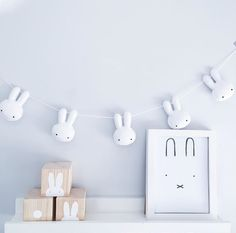 Nursery Decor - Bunnies and Bobtails - Petit